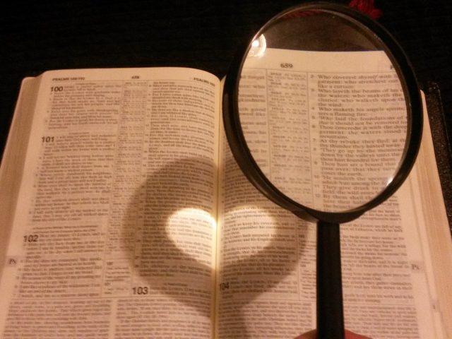 Gud vill bli funnen