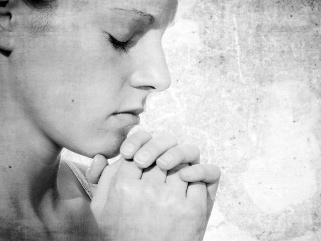 Gud hör bön