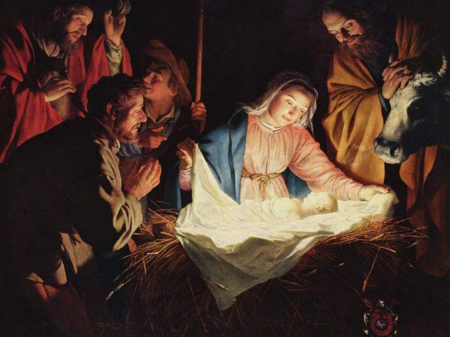 Betraktelse i juletid