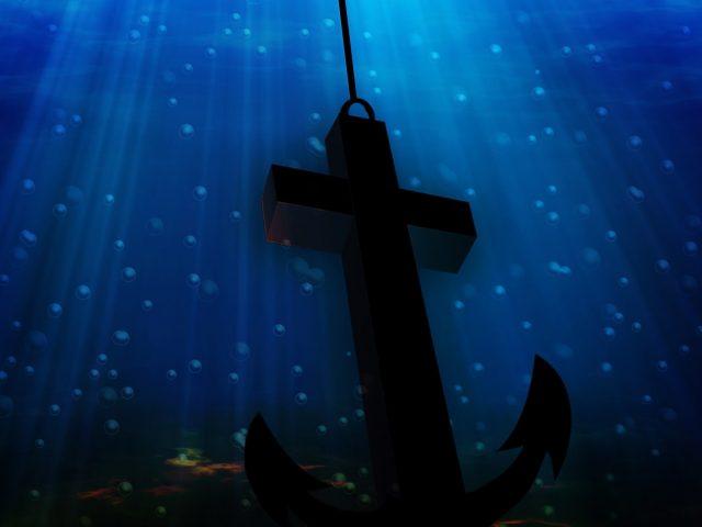 Jesus- vårt ankare när tiden lider mot sitt slut.